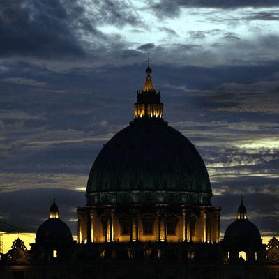 Vis à vis | Inforadio - Hubert Wolf erforscht historische Geheimnisse des Vatikans