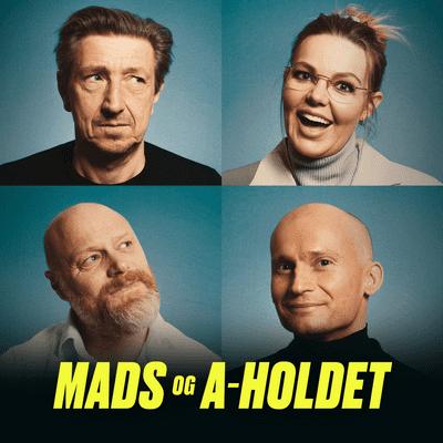 Mads og A-holdet - Episode 3 - del 1: Motorcykeltur, mode indenfor intimbarbering og kampen for at lave et barn.