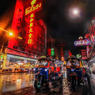 Lioran Schlafengehen – kleine Reisen zum Einschlafen und Entspannen - Eine kleine Reise nach Asien zum Energietanken