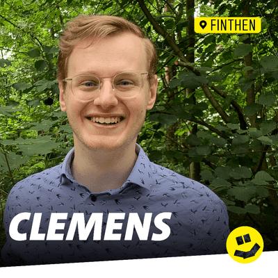 Clemens und die FfF-Landeier