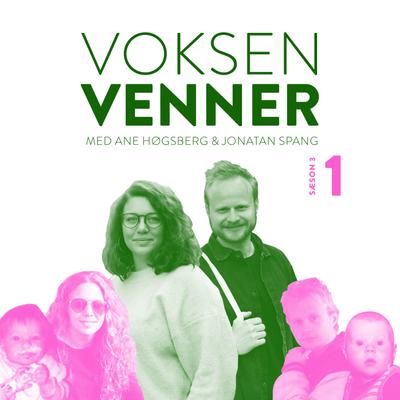 Voksenvenner - Episode 1 - VI ER TILBAGE