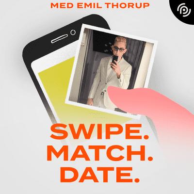 "Swipe. Match. Date. - ""Håret er ikke det eneste, der stritter"""