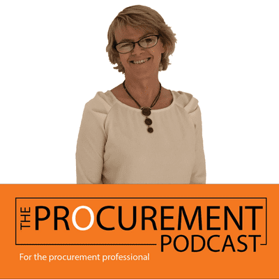 The Procurement Podcast - Episode 003: Procurement's role in Implementing Business Solutions with Jo Bailey