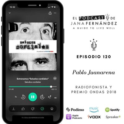 El poder de la voz, con Pablo Juanarena