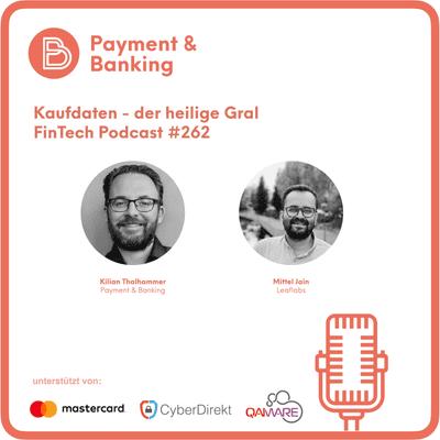 Payment & Banking Fintech Podcast - Kaufdaten - der heilige Gral