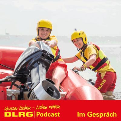 """DLRG Podcast - DLRG """"Im Gespräch"""" Folge 009 - Internationaler Tag des Ehrenamtes: 150.000 ehrenamtlich Aktive bei der DLRG"""