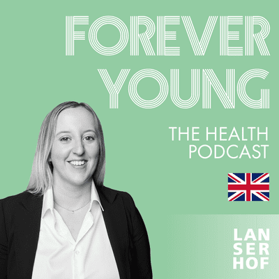 Forever Young (Eng) - The Health Podcast - #14 - Infusions: What, How and Why? With Rebecca Baird