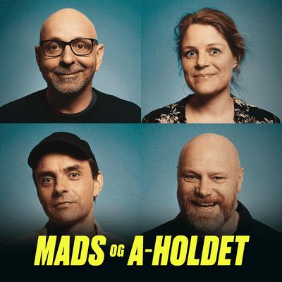 Mads og A-holdet - Episode 7 - del 2: Gammelt minkbur til LP-opbevaring, Svalbard eller ej og uenighed om skærmtid.