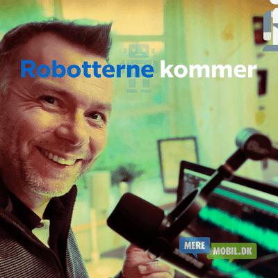 MereMobil.dk - EP #88: Denne robot gør dit arbejde sjovere