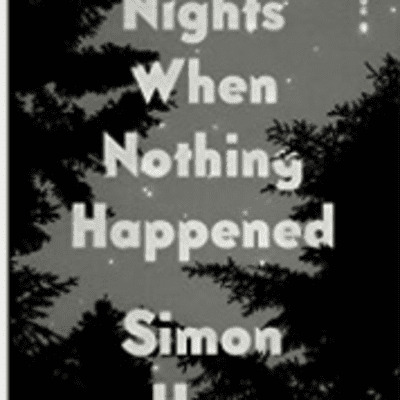The Avid Reader Show - Episode 575: 1Q1A. Nights When Nothing Happened. Simon Han