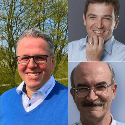 Insider Research im Gespräch - Neue Ansätze für die IT-Sicherheit im Krankenhaus, mit Markus Gringel, SECUDOS, und Bernd Maier, TO