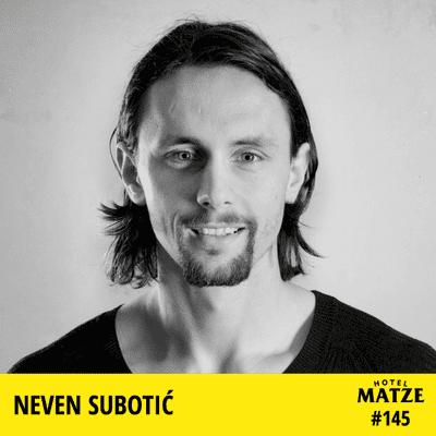 Hotel Matze - Neven Subotić – Wie führt man ein verantwortungsbewusstes Leben?
