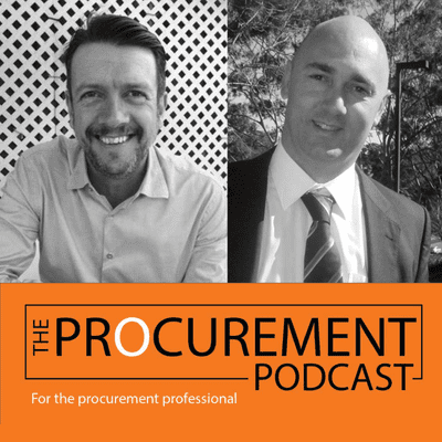 The Procurement Podcast - Episode 008: A Recap of Our 2019 Procurement Guests with Andy and Christophe
