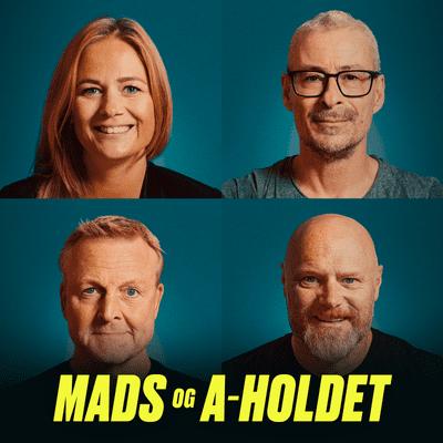 Mads og A-holdet - Episode 31: Forelsket i en ansat, racistiske kommentarer og holdt udenfor i venindegruppe