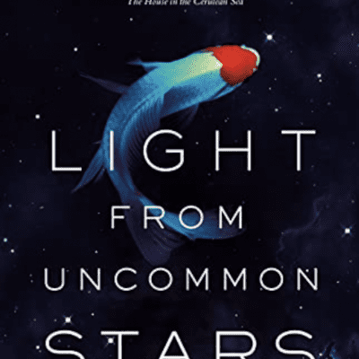 The Avid Reader Show - Episode 629: Ryka Aoki - Light From Uncommon Stars