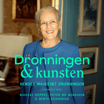 Dronningen og kunsten - podcast