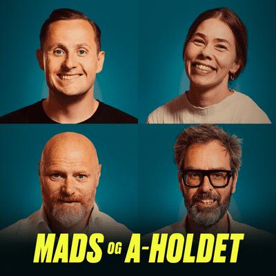 Mads og A-holdet - Episode 26: Emma Gad for Tinderfolk, ærlighed om ophold på krisecenter og en dyr bryllupsinvitation i Frankrig