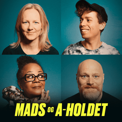 Mads og A-holdet - Episode 35: Utroskab på tekst, øbo eller fastland og muligt drama i trekløveret