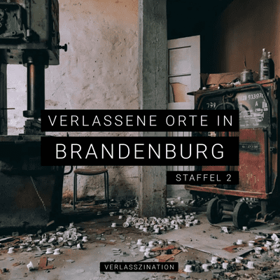Verlasszination - Verlassene Orte in Deutschland - ESB Beschläge-Werke Luckenwalde - Verlassene Orte in Brandenburg