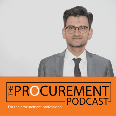 The Procurement Podcast - Episode 005: The Role of Strategic Procurement with Jean-Michel Carriere