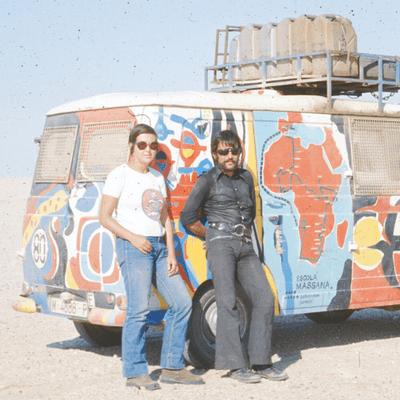 Un Gran Viaje - Cruzar África en 1973-4 en furgoneta, con Rosa María Calaf | 80