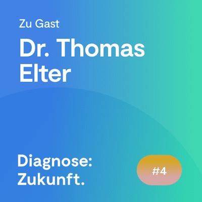Diagnose: Zukunft - Der Experten Podcast - #54 Einsatz digitaler Tools in der Onkologie