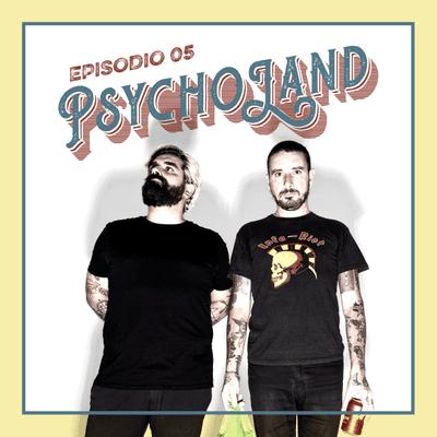 Psycholand - T2 EO5 Cazamentes: John E. Douglas
