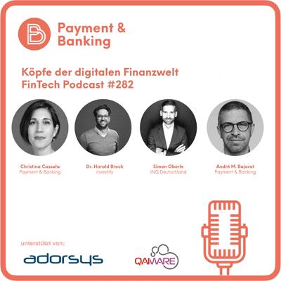 Payment & Banking Fintech Podcast - Köpfe der digitalen Finanzwelt