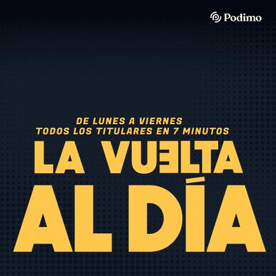 coverart for the podcast La Vuelta al Día