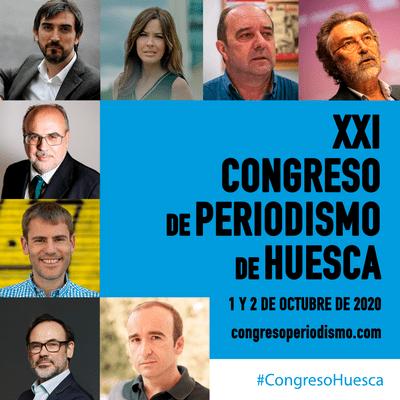 XXI Congreso de Periodismo de Huesca - podcast