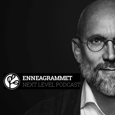 """Enneagrammet Next Level podcast - Lasse Christiansen: """"Jeg tolerer ikke slaphed!"""" Type 1"""