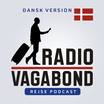 "Radiovagabond - 185 - Velkommen til ""The Mother City"" – min yndlingsby, Cape Town"