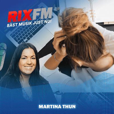 Martina Thun - Så får ni roligare på jobbet!