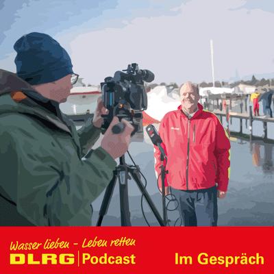 """DLRG Podcast - DLRG """"Im Gespräch"""" Folge 030 - Mit der Kamera quer durch Baden-Württemberg"""
