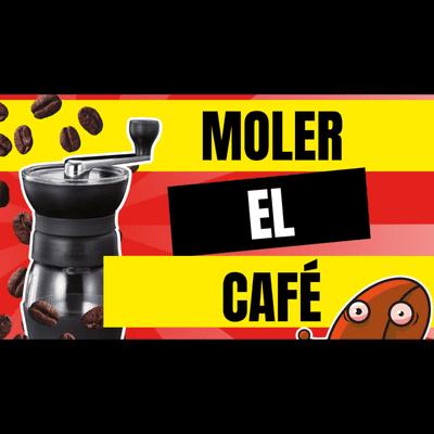 Café y Ná - El podcast sobre café - Café y Ná   Ep. 4 Cómo moler Café   Cafeyna.club