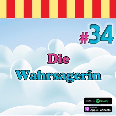 Inside Neustadt - Der Bibi Blocksberg Podcast - #34 - Die Wahrsagerin