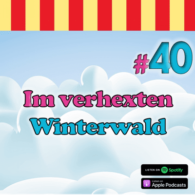 Inside Neustadt - Der Bibi Blocksberg Podcast - #40 - Im verhexten Winterwald