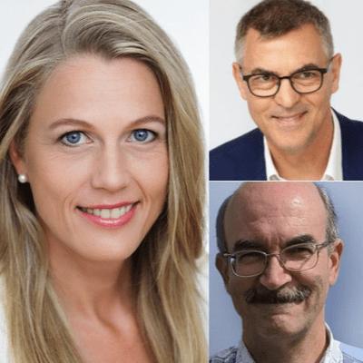 """Insider Research im Gespräch - Warum hat Social Engineering solchen """"Erfolg""""?, mit Christine Kipke und Detlev Weise von KnowBe4"""
