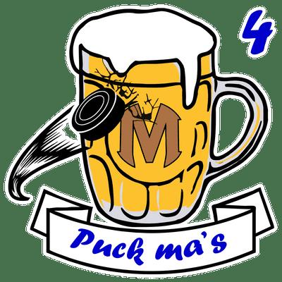 Puck ma's - Münchens Eishockey-Stammtisch - #4 Talk mit EHC-Rekordspieler Joey Vollmer - Teil 1