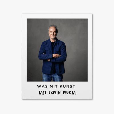 Was mit Kunst - Ein Podcast von und mit Johann König | Podimo - ...mit Erwin Wurm