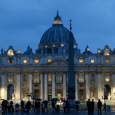 Vis à vis - Hubert Wolf erforscht historische Geheimnisse des Vatikans