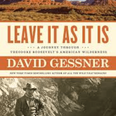 The Avid Reader Show - Leave It As It Is   David Gessner