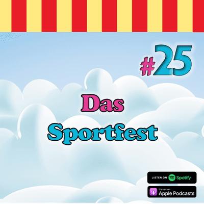 Inside Neustadt - Der Bibi Blocksberg Podcast - #25 - Das Sportfest