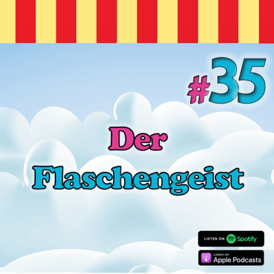 Inside Neustadt - Der Bibi Blocksberg Podcast - #35 - Der Flaschengeist