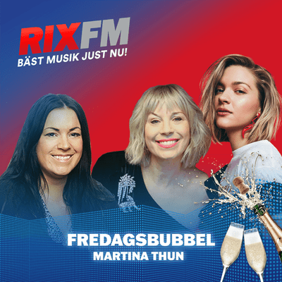 Martina Thun - Fredagsbubbel med Tove Styrke & Josefin Crafoord!