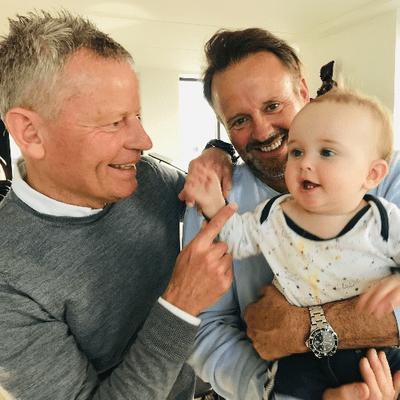 Gammelfar - Episode 1: Gammelfar besøger Dennis Knudsen