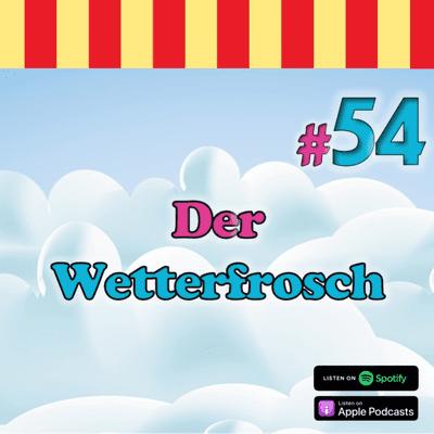 Inside Neustadt - Der Bibi Blocksberg Podcast - #54 - Der Wetterfrosch