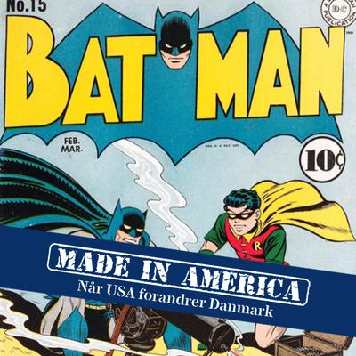 Made in America - 9. Tegneserier