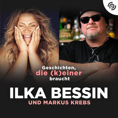 Geschichten, die (k)einer braucht mit Ilka Bessin - Markus Krebs über Pizza-Taxis, geklaute  Zebras und Kühlschrankmagnet-Sammlungen