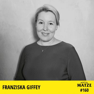 Hotel Matze - Franziska Giffey – Kann man Ihnen vertrauen?